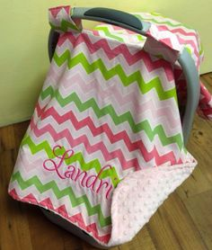 Monogram Pillow for girls personalized neck pillow crib pillow