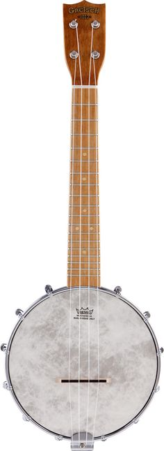 Gretsch Clarophone™ Banjo-Ukulele. It's cute, but I've read some terrible reviews of it.