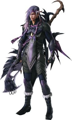 caius final fantasy xiii-2 - Google Search