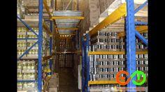 Estanteria metalica industrial para cargas pesadas adecuacion de bodegas almacenamineto pesado Asesoramos el montaje de su bodega zona de almacenamineto. Estanteria para estibas o palets SERVICIO DE INSTALACION. Despachos a todo el país. tel 3182062262