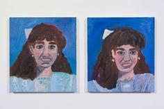 Big Girl Paintings
