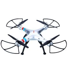 Syma X8G 2.4G 6 Eje Gyro 3D Flip RC Cuadricóptero NO Transmisor Cámara BNF - http://www.midronepro.com/producto/syma-x8g-2-4g-6-eje-gyro-3d-flip-rc-cuadricoptero-no-transmisor-camara-bnf/