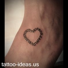 #cute #tattoo idea