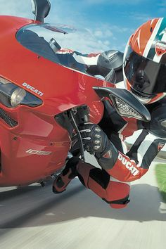 [Ducati 1098] ... OMG, I'm going to faint!