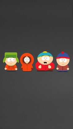 South Park iPhone 5 Wallpaper