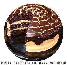 Ingredienti 150 g di farina 300 g di cioccolato fondente 120 g di zucchero 250 g di burro 1 bustina di vanillina 100 g di mandorle tritat...