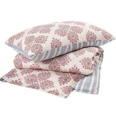 Periwinkle Quilts & Shams by John Robshaw