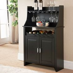 online shopping for Kings Brand Furniture Wood Wine Rack Buffet & Storage Cabinet, Black from top store. See new offer for Kings Brand Furniture Wood Wine Rack Buffet & Storage Cabinet, Black Home Bar Furniture, Furniture Deals, Wood Furniture, Online Furniture, Apartment Furniture, Furniture Storage, Custom Furniture, Home Bar Cabinet, Liquor Cabinet