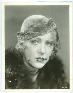 Ruth Chatterton.
