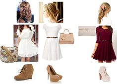 """""""dresses"""" by zrayneluv ❤ liked on Polyvore"""