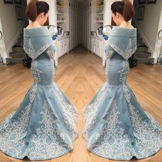 Kris Aquino, chosen as Fashion People's Choice Award winner at SONA 2015 Modern Filipiniana Gown, Filipiniana Wedding, Wedding Gowns, Bride Gowns, Maria Clara Dress Philippines, Filipino Fashion, Grad Dresses, Traditional Dresses, Beautiful Outfits