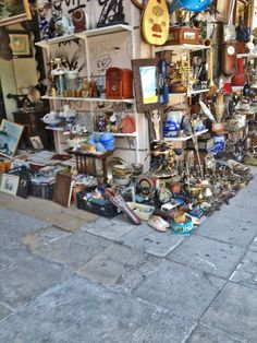 Antique Shop, Ermou Str., Athens
