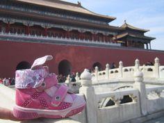 Notre Babybotte est en Chine !