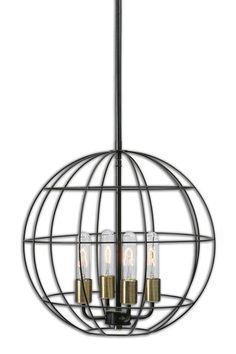 Pallae Pendant - Pendant Lighting - Pendant Lights - Pendants - Ceiling Fixtures - Lighting | HomeDecorators.com