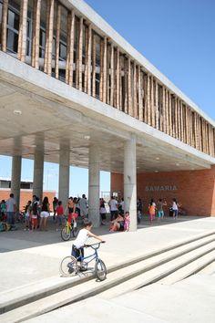 Galeria - Instituição Educacional La Samaria / Campuzano Arquitectos - 20