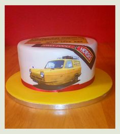 Only fools and horses birthday cake