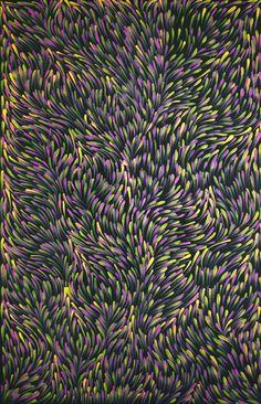 """Gloria Petyarre ~ Bush Medicine Leaves, S Aboriginal Painting, Aboriginal Artists, Dot Painting, Aboriginal Culture, Modern Artwork, Australian Art, Indigenous Art, Native Art, Pattern Art"