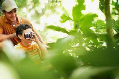 Actividades educativas y de aventura durante junio, mes del ambiente