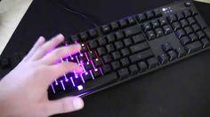 Tt eSPORTS Poseidon Z RGB Gaming Keyboard Unboxing, Overview & Illumination