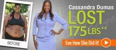 Fearless at 44 \u2014 Extreme Weight Loss Contestant Cassandra Dumas Drops 18 Sizes  www.gwenmangelson.vemma.com #totalbodytransformation