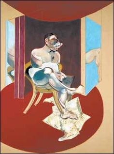Francis Bacon's 'Study of George Dyer' (1969)