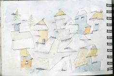 Cuaderno de artista. Dani Oppenheimer