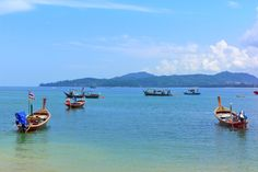 View from the Beachfront Luxury Condo in Phuket, Thailand