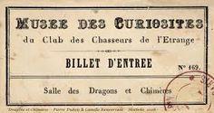 """Résultat de recherche d'images pour """"cabinet de curiosité"""""""
