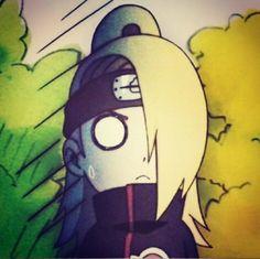 images for anime fantasy Sasori And Deidara, Neji And Tenten, Kakashi, Naruto Shippuden, Boruto, Akatsuki, Naruto Sd, Tobi Obito, Ninja