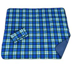 I love this color! This is a new outdoor blanket offered by Kozy Kabin Essentials on amazon