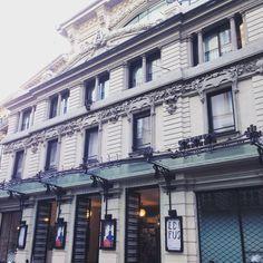 Di facciata... #scala #biglietteria #archilovers #archiporn #art #music #archidaily #milano #milanodavedere #madeinitaly #instamoment #picoftheday by barbedos