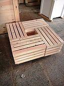 Вот такими наши деревянные ящики выходят с производства! Отличный материал и…