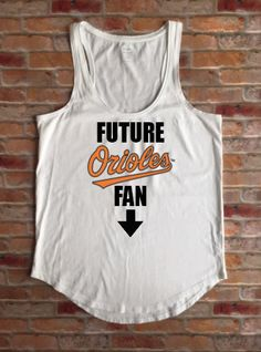 Future Orioles Fan, Maternity Orioles, Pregnant Orioles, Preggers, Orioles, Baltimore Orioles T-Shirt, Mama Orioles Tee, Baby Shower Gift by KyCaliDesign on Etsy https://www.etsy.com/listing/287813741/future-orioles-fan-maternity-orioles