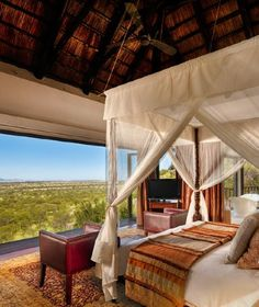Four Seasons Safari Lodge Serengeti, Tanzania, Africa