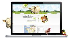 Suivez le Trèfle #webdesign