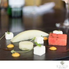 This dish will be the perfect option for these warm summer months #TheClevedon #Melon #Healthy Photo by @alancapricornphoto do you have a new menu to promote? New seasonal dishes? Or restaurant or a bar? We can help you speak to us about your social media marketing - 01943 430245. . . #foodphotography #foodie #goatscheese #veggie #veggiestarter #restaurantphotography #restaurantlife #socialmediamarketing #socialmediamanager #socialmediaagency #foodporn #foodpr #food #foodgasm #foodblogger… New Menu, Summer Months, Media Marketing, Feta, Food Photography, Food Porn, Veggies, Social Media, Restaurant