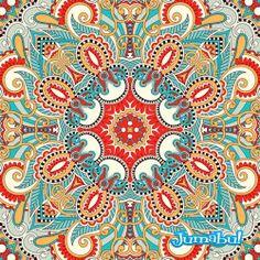 Mandala en Vectores Ornamentales | Jumabu! Design Tools - Vectorizados - Iconos - Vectores - Texturas