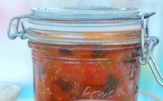 Look at this recipe - Smoked Tomato Relish - from Siba Mtongana and other tasty dishes on Food Network. Cooking Tv, Cooking Recipes, Smoker Recipes, Sibas Table Recipes, Salsa Gravy, Relish Recipes, Jelly Recipes, Cooking Channel Shows, Tomato Relish