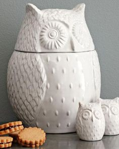 keep it, win it! adorbz owl cookie jar.