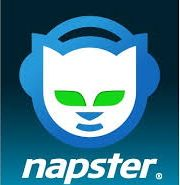history of napster as a two music focused online services A brief history of sean parker and shawn  ironic move in web history he co-founded snocap, which focused on digital  music sites every online video.