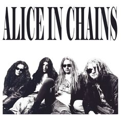 """AIC"""", a t-shirt of rock, grunge, alice in chains, layne staley . 90s Grunge, Grunge Look, Grunge Outfits, Soft Grunge, Style Grunge, Rock N Roll, Rock & Pop, Music Love, Music Is Life"""