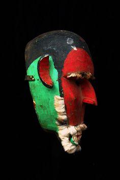 Masque africain - Bozo - Mali