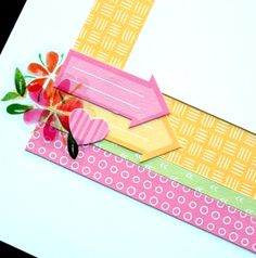 Lisa's Creative Corner: May Project Kit - Whimsy Paper Fundamentals 10-Page Album Kit