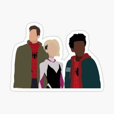 Spider Gwen stickers featuring millions of original designs created by independent artists. Bubble Stickers, Cute Stickers, Marvel, Movie Characters, Fictional Characters, Spider Gwen, Bullet Journal Ideas Pages, Resin Crafts, Sticker Design