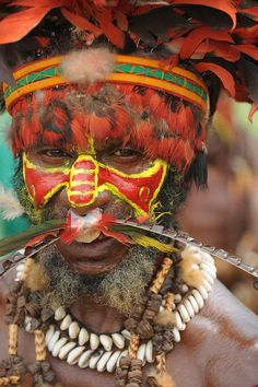 Papua New Guinea - Goroka show by World_Discoverer, via Flickr