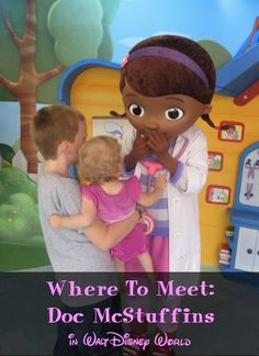 doc mcstuffins character meet and greet
