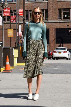 New York Fashion Week Street Style Roberta Benteler