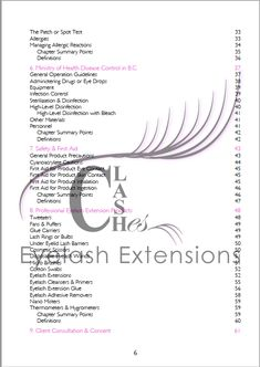 The Lash Manual PDF – Chrystal's Store Eyelash Extension Removal, Semi Permanent Eyelash Extensions, Eyelash Extension Training, Semi Permanent Eyelashes, Volume Eyelash Extensions, Safety And First Aid, Pop Up Blocker, Russian Volume Lashes, Curling Eyelashes
