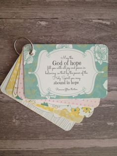 These scripture cards are a great way to encourage a mom to be during all the joys and fears of pregnancy. As always, if you would like verses