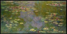 Claude Monet nenúfares SP361